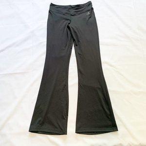 NEW Adidas bootcut black workout pants